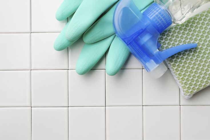 DIY Green Cleaning Recipes | There are many scary ingredients in conventional cleaning products. Avoid them by making your own!