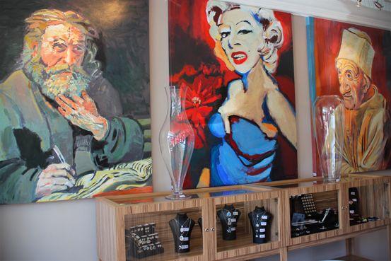 Jolè Designs Shop   Inside