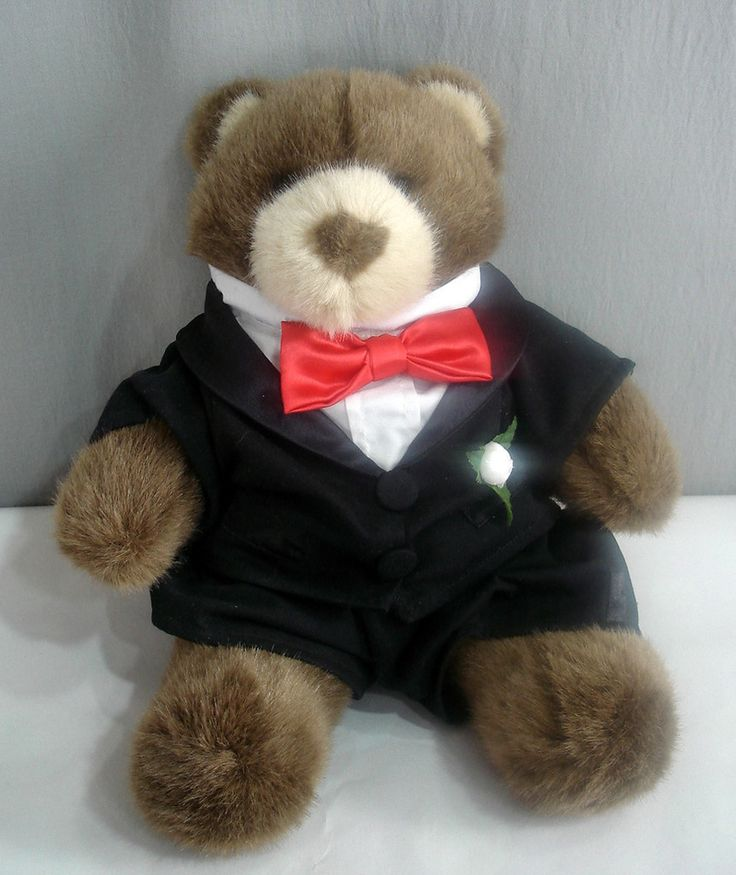 Pictures Of Teddy Bears In Tuxedos ...