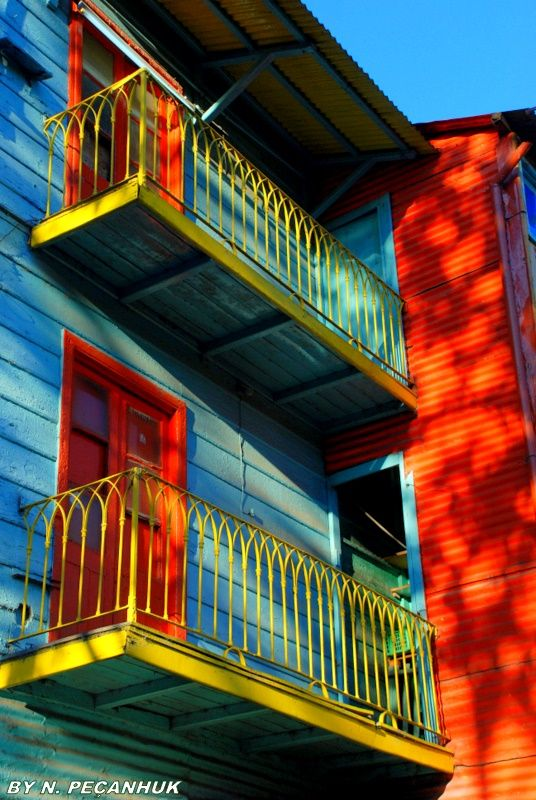 La Boca | Neyvan Pecanhuk | TrekEarth
