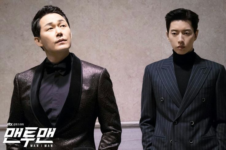 park hae jin 박해진 朴海鎮 and park sung woong 박성웅 man to man 맨투맨