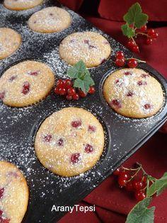 AranyTepsi: Ribizlis-banános muffin