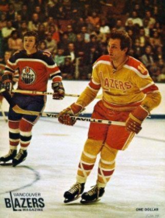 vancouver blazers hockey jersey - Google Search