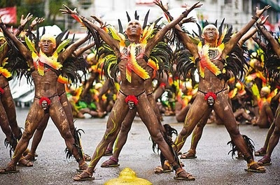 I still have not seen the Ati-Atihan festival even though I've visited Iloilo for several times already!