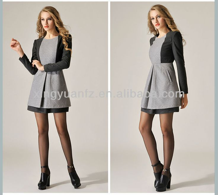 Fashionable office uniform new designs for women 55 5 61 for Office design uniform