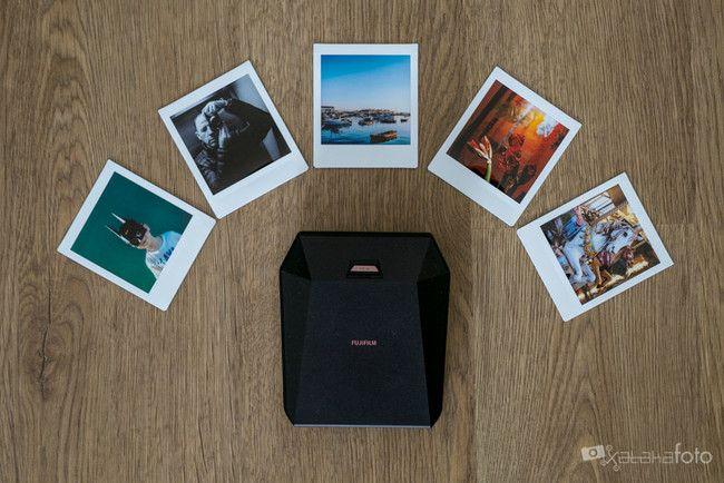 Fujifilm Instax Share SP-3 SQ análisis: una impresora pequeña para fotos cuadradas que resulta muy adictiva #cameras #photography #Fujifilm