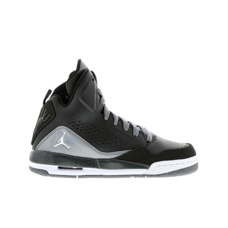 Nike Air Jordan Sc-3 Noir Blanc Montagne Jaune Vibrant