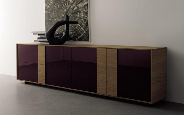 17 best images about modernes wohnen on pinterest walnut. Black Bedroom Furniture Sets. Home Design Ideas