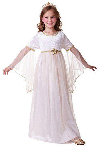 angel costume for kids small age 4 6 nativity bristol novelties http - Kids Angel Halloween Costume