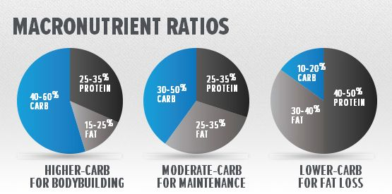 Building? Maintaining? Looking to lose some fat? What you eat is as important as how you work out. Craft your macronutrient ratio with these tips! Bodybuilding.com