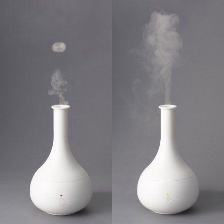 Ring-Making Humidifier