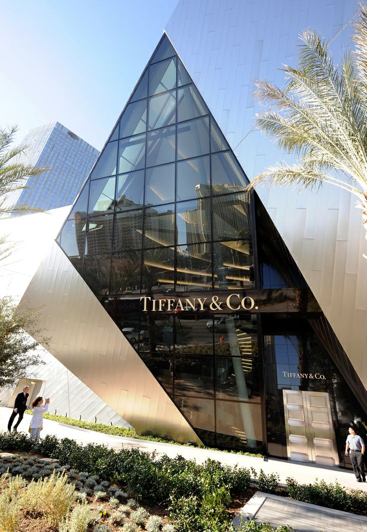 Tiffany & Co. Opens Luxury Shop at Las Vegas' CityCenter - WORLD ...