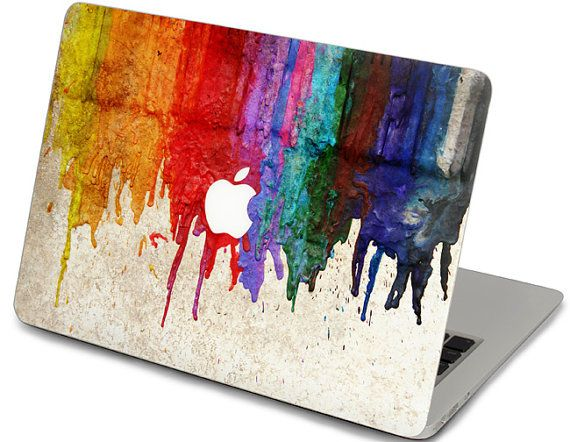 macbook decal apple sticker macbook pro keyboard by MixedDecal