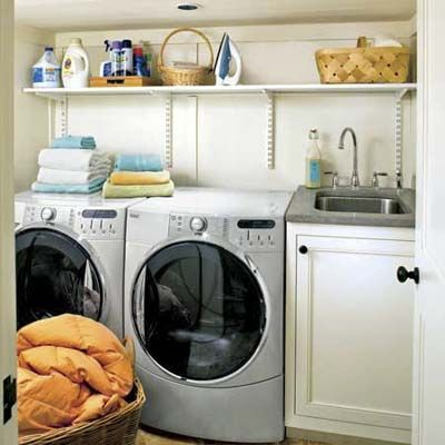 Basement Laundry Room Remodel best 25+ laundry nook ideas only on pinterest | small laundry area