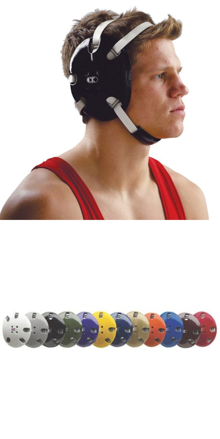 Protective Gear 159174: Wrestle Jump Big Ten Wrestling Cauliflower Ear Mma Fighting Equipment Usa Produc -> BUY IT NOW ONLY: $37.47 on eBay!