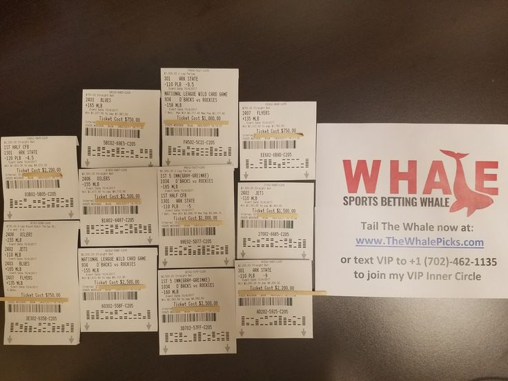 Today on October 4, 2017 I bet $17,650 of my own money on my sports picks! I bet hundreds of thousands to millions of dollars each month on my selections:  http://www.TheWhalePicks.com/free  #sportspicks #freepicks #sportsbetting #cbb #ncaab #nba #mlb #nfl #gamble #gambling #thewhalepicks #baseball #basketball #football #bet #bets #betting #wager #sports