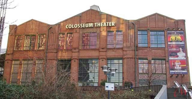 Colosseum Theater Essen Germany