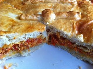 Las recetas de SofyLeon: Empanada de atún
