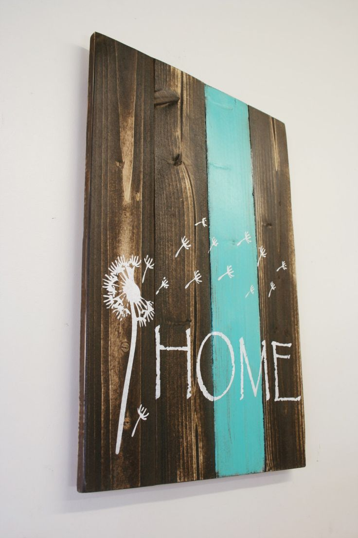 top 25 best teal bedroom decor ideas on pinterest teal teen home pallet sign dandelion sign rustic home decor country home decor shabby chic decor teal decor housewarming gift wedding gift wall decor