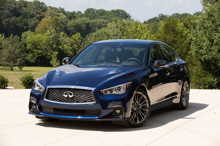 Refreshed 2018 Infiniti Q50 Priced From $34,200 [48 Pics]