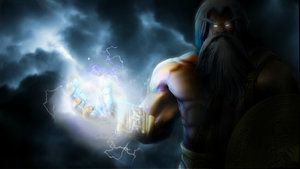Zeus by whatatroopa