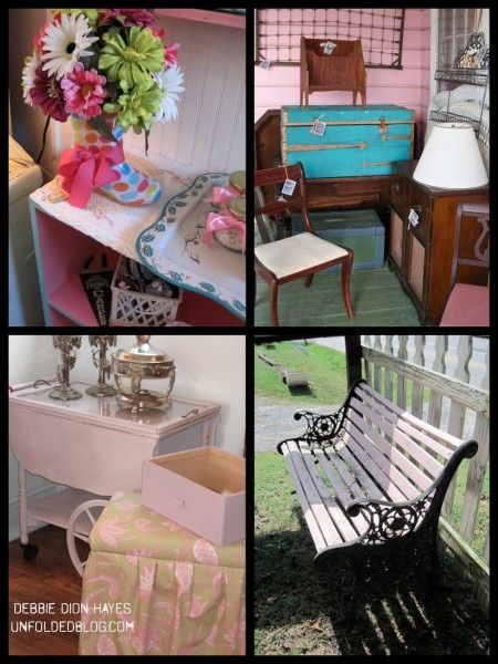 Images Of The Pink House In Ashville NC Beautiful Done With Antoinette  Chalk Paint® Decorative Paint By Annie Sloan