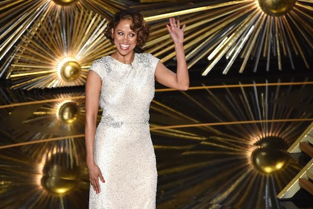 Stacey Dash: 21st Century Zip Coon Crashes Oscars