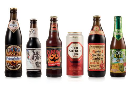 Beer and Halloween Candy Pairings