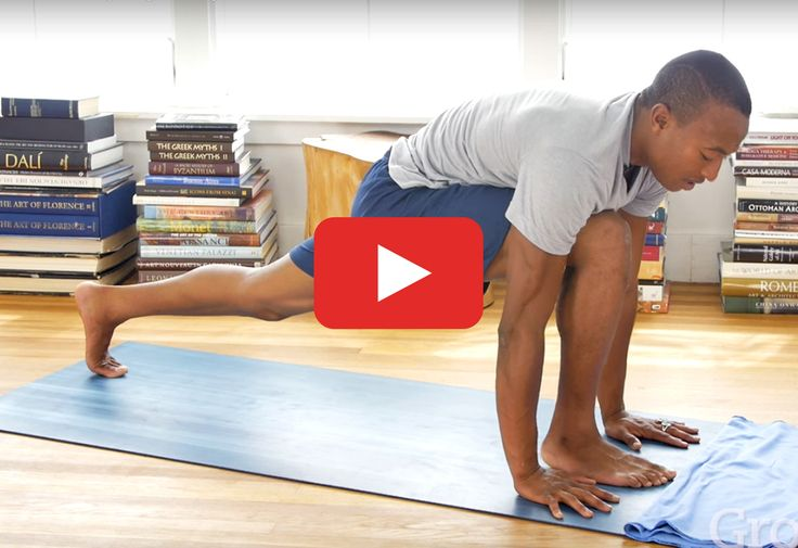 Improve both strength and balance with this 30-minute yoga video. http://greatist.com/move/yoga-video-to-boost-your-metabolism