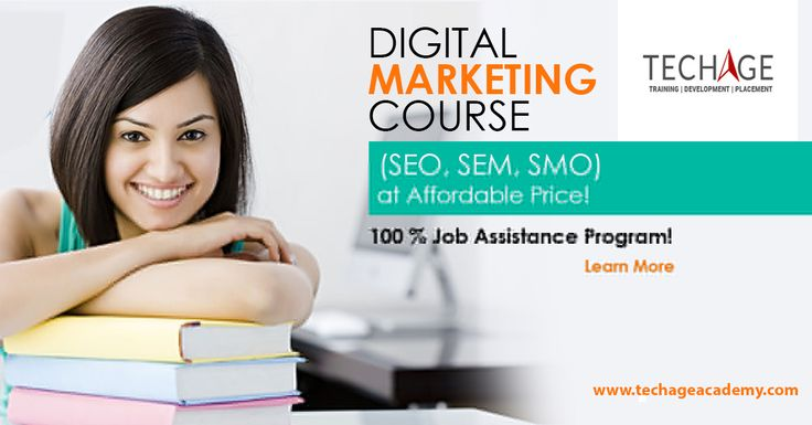 Join TechAge Labs Academy – The Best Digital Training Marketing Training institutes in Noida Delhi/NCR. At TechAge Academy, we give training on live projects to All Students. We have a dedicated faculty of Experts in SEO,SMO,SMM,SEM,PPC.Call Now For Free Demo:- 0120-4540895,  Contact Details:- TechAge Labs Academy C-46 Ground Floor, Sector-2, Noida-201301. Phone no.: 0120-4540894,0120-6495333 Email    : info@techagelabs.com          : hr@techagelabs.com Website…
