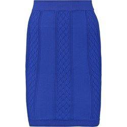 Glamorous Spódnica ołówkowa  blue