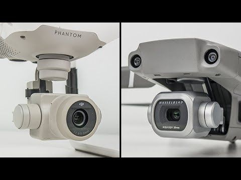 31) DJI Mavic 2 Pro vs  Phantom 4 Pro Image Quality
