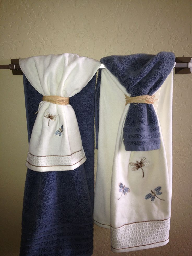 The 25 Best Bathroom Towel Display Ideas On Pinterest Bath Towel Decor Decorative Towels And
