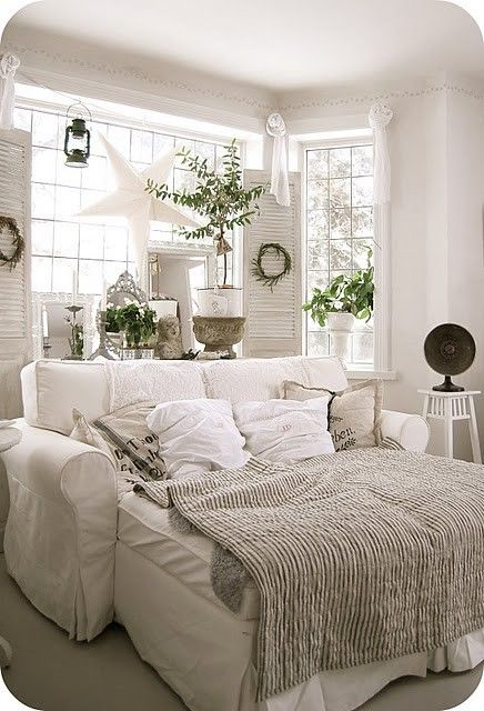 ikea ektorp sofa: Snuggles, Living Rooms, Sofa Beds, Decoration, White Rooms, Comfy Couch, Guest Rooms, Movies Night, Guestrooms