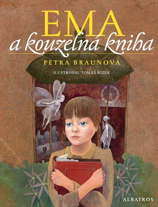 Petra Braunová .:. Ema a kouzelná kniha (via Bloglovin.com )