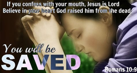 Confess Jesus is Lord