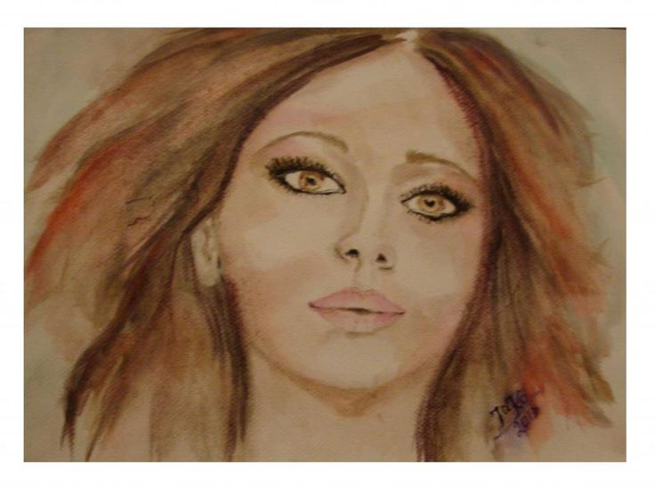 Watercolor..Ania Przybylska