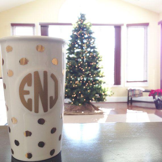 I got the mug, now I just need the monogram!