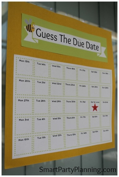 Pin by Smart Party Planning on Baby Shower Ideas | Pinterest