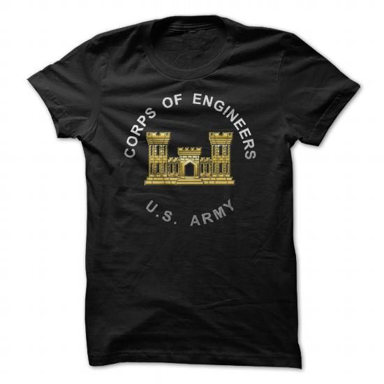 Corps of Engineers - #sister gift #shirt. MORE INFO => https://www.sunfrog.com/Political/Corps-of-Engineers.html?60505