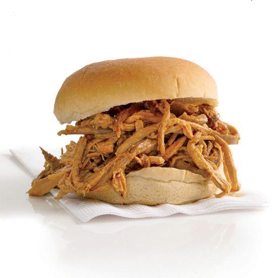 Carolina Pulled Pork // More Terrific Barbecue: http://www.foodandwine.com/slideshows/barbecue/1 #foodandwine