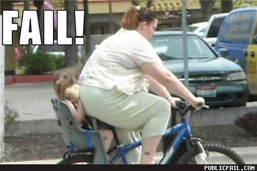 POOR GIRL!!! Bahahahaha. Now that's just wrong!!