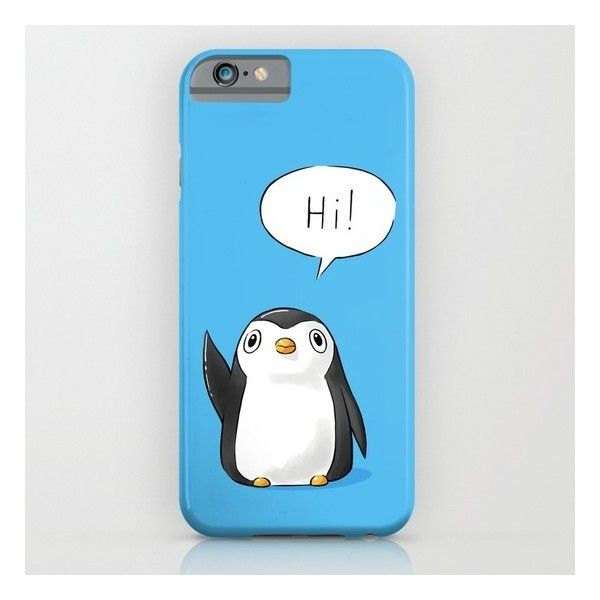 Penguin Book Phone Cover : Hi penguin iphone ipod case liked on polyvore