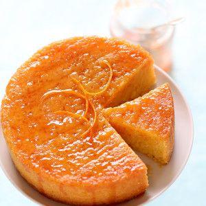 Torta all'arancia, la ricetta perfetta