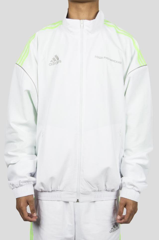 0ec574a165ec Gosha rubchinskiy x adidas tracktop white