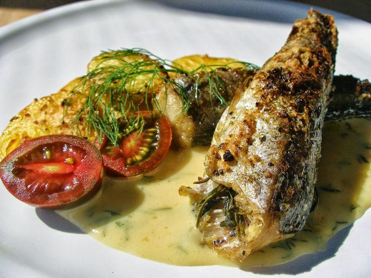 Ryby a plody moře