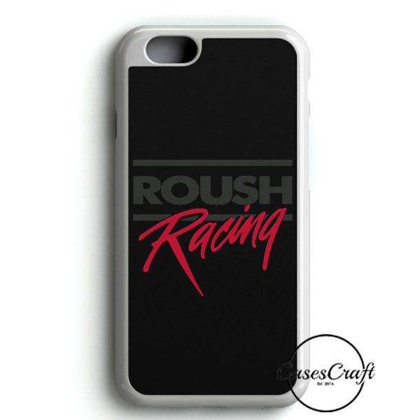 Roush Racing Mustang Performance Parts iPhone 6/6S Case | casescraft