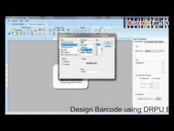 This video demonstrates you how DRPU Barcode Label Maker Software creates Databar Code 128 Set B 2D barcode. In this video you'll see how to generate barcode using barcode setting mode and barcode designing view mode, how to set barcode dimension, how to align barcode header and barcode footer, how to specify the barcode value in your label and how to modify generated barcode images using General, font, color and image setting.