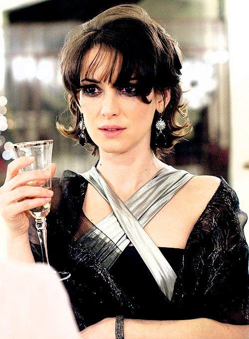 Winona Ryder, Black Swan; A WONDERFUL Portrayal of a Tragic Character.