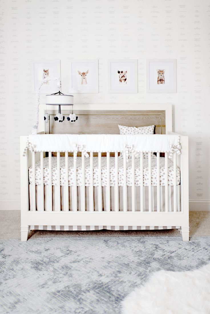 Celebrity Design Reveal: Catherine and Sean Lowe's Nursery - This nursery is gorgeous and can be gender neutral